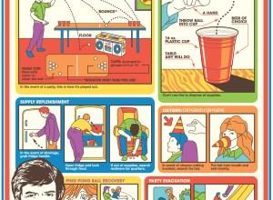 Vintage Beer Pong guide