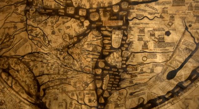 Beauty of Maps