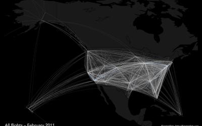 Where America flies