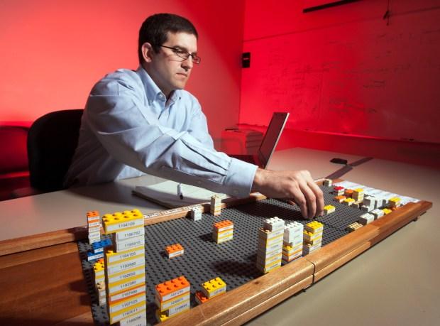 LEGO management at GM