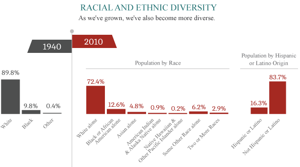 Racial ethnic diversity