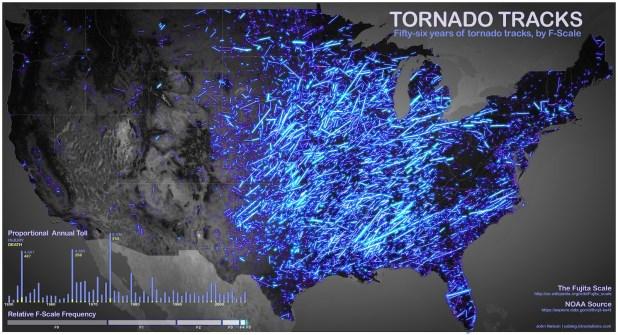 TornadoTracks