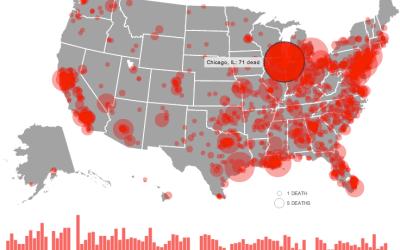 Gun deaths since Sandy Hook