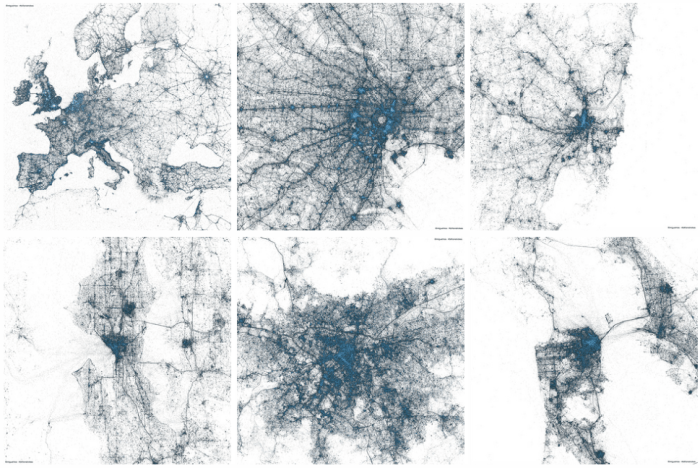 Geography of Twitter