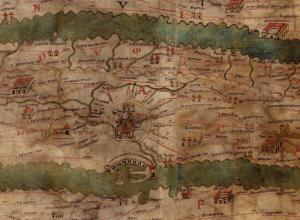 Peutinger map