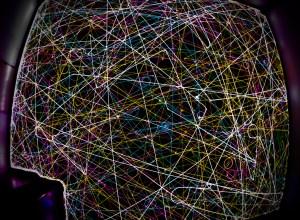 Radiolab roomba art