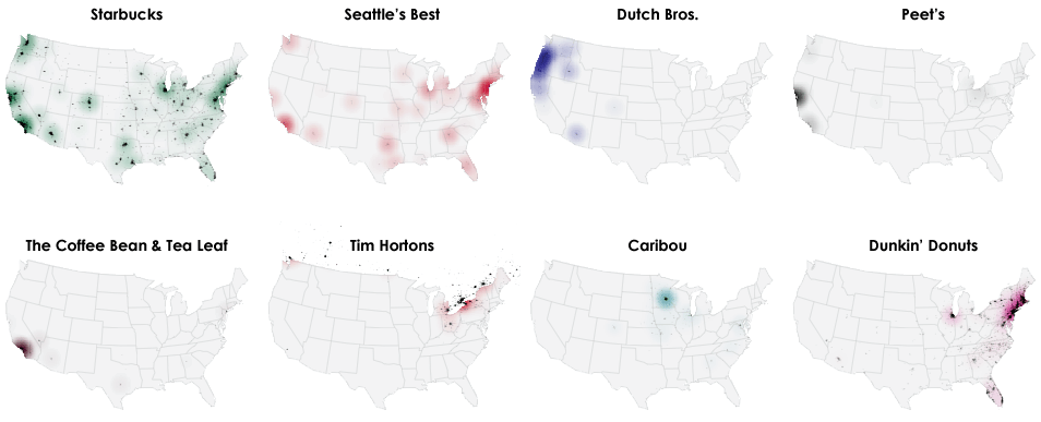 http://flowingdata.com/2014/03/18/coffee-place-geography/