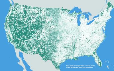 Where nobody lives
