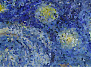 Starry Night sampled