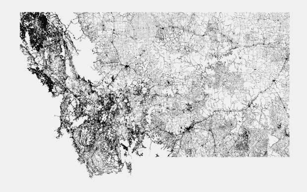 Whole state, Montana