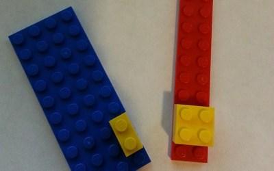 Bayes theorem explained with LEGO
