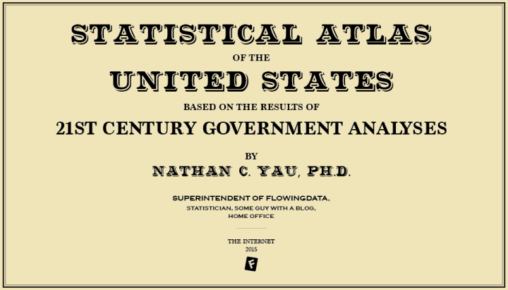 Statistical Atlas of the United States