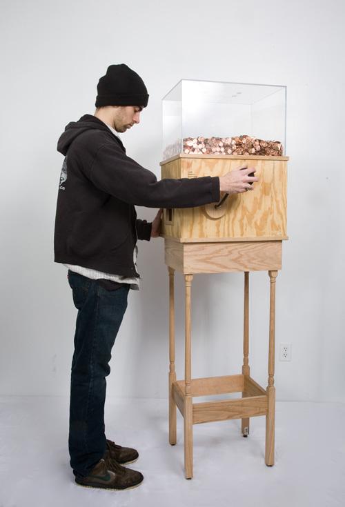 Minimum wage machine