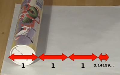 Math gift wrap