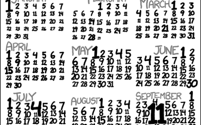xkcd meaningful dates