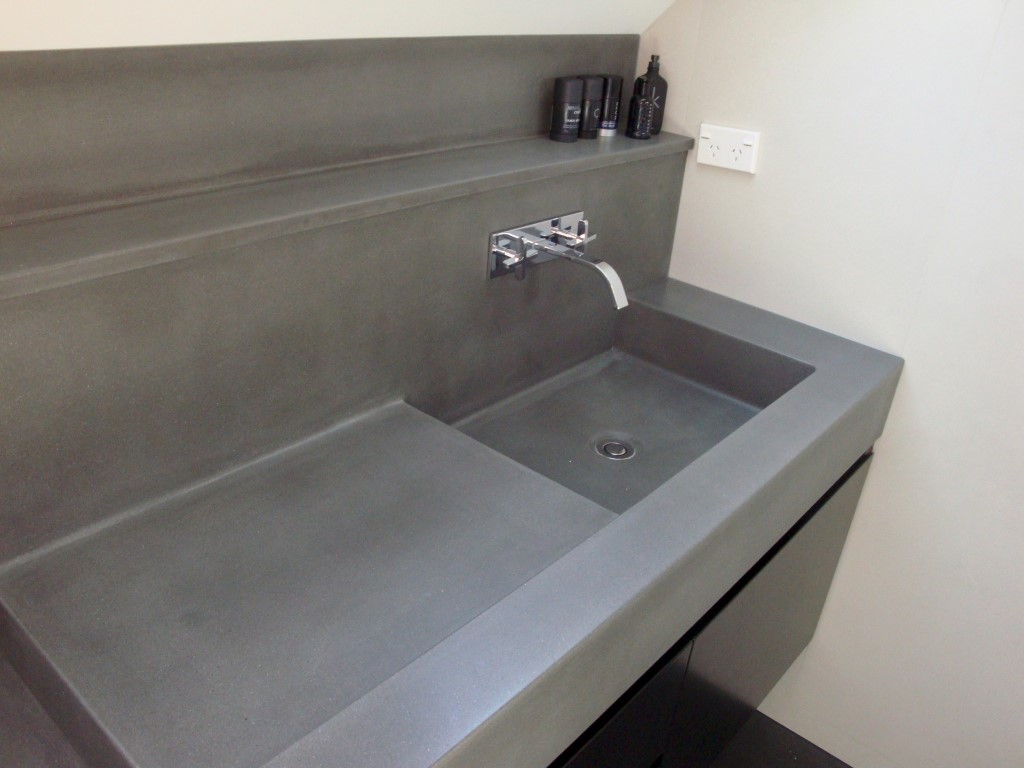 Masters Benchtops Concrete Vanities And Basins