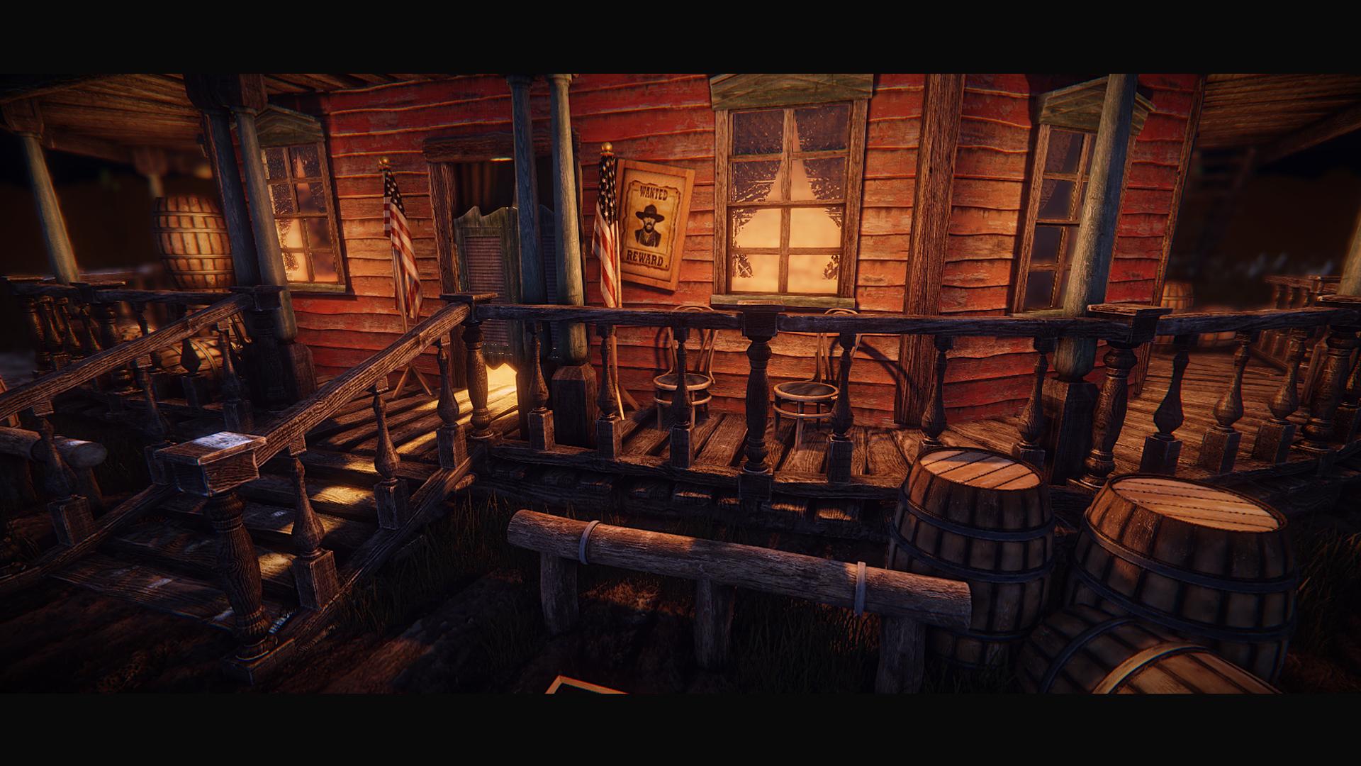 Create 3d Name Wallpaper Online Free Wild West Saloon Floyd Billingy
