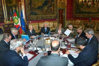 La riunione di ieri del Consiglio Supremo di Difesa