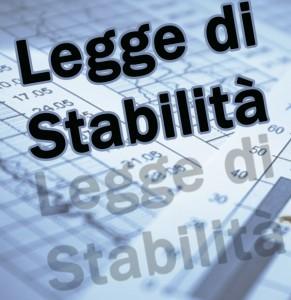 Immagine legge stabilità