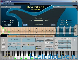 Music Lab RealStrat