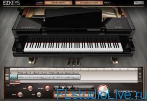 Скачать VST инструмент — Toontrack EZkeys Grand Piano v1.0.1 для FL Studio