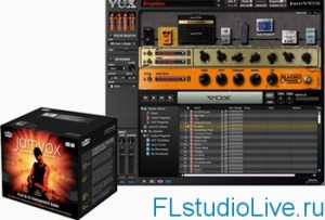 Скачать плагин для FL Studio - JamVOX 2  - Letitbit