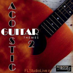 Acoustic Melodiez - Acoustic Guitar Themes 2 для FL Studio