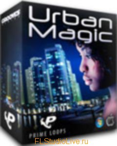 Prime Loops - Urban Magic - для FL Studio