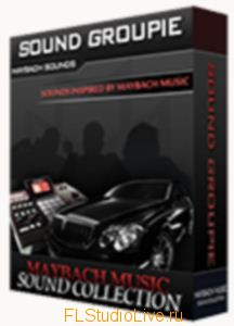 One shot сэмплы для FL Studio - Sound Groupie Maybach Music Sound Collection