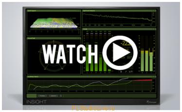 Скачать iZotope Insight v1.00 x86 x64 для FL Studio