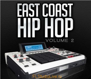 Сэмплы Prime Loops East Coast Hip Hop Vol.2 для FL Studio