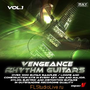 reFX Vengeance Rhythm Guitars Vol.1
