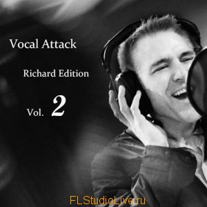 Скачать сэмплы для FL Studio Wide Range Electric Vocal Attack Richard Edition Vol 2