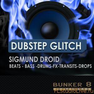 Скакчать сэмплы для FL Studio Dubstep Glitch от Bunker 8