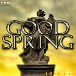 Looptroniks Good Spring WAV MiDi
