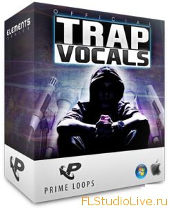 Prime Loops Official Trap Vocals
