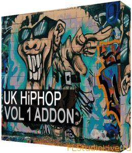 Сэмплы ударных для FL Studio Gotchanoddin UK Hip Hop Riffs Vol 1 Addon