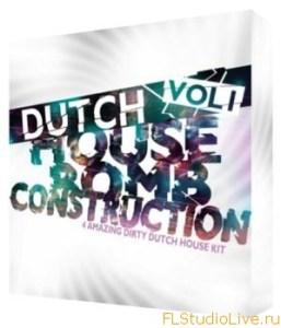 Скачать сэмплы для FL Studio Shockwave Dutch House Bomb Kit Vol 1