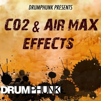 Drumphunk Co2 AirMax Effects WAV Sylenth1 Presets