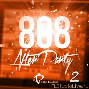 Скачать пакет сэмплов для FL Studio Pound Audio 808 After Party 2 WAV MiDi