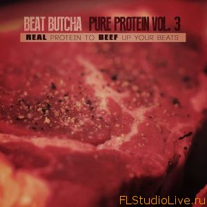 The Drum Broker Beat Butcha - Protein Drum Kit Vol 3