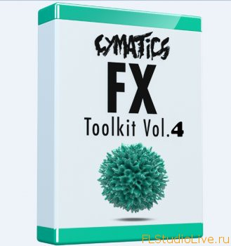 Скачать сэмплы Cymatics FX Toolkit Vol.4 House Edition WAV