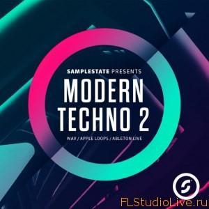 Скачать сэмплы для FL Studio Modern Techno 2