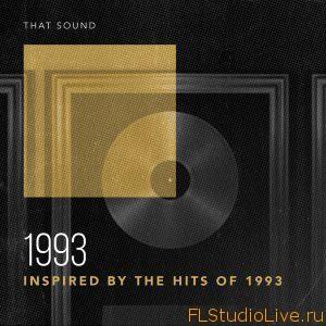Сэмплы ударных для FL Studio I Want That Sound - 1993 DRUMS