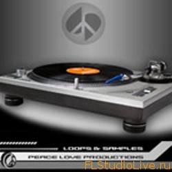 Scratch Сэмплы Peace Love Production Record Turntable Scratches WAV