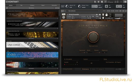 Скачать Native Instruments Kontakt 5 v5.6.5 Update UNLOCKED Keygen