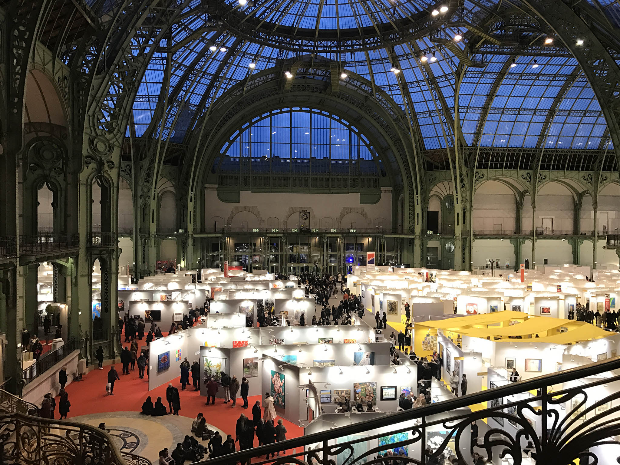 Salon De La Photo Grand Palais Le Salon 2017 At Art Capital Fluctibus Productions
