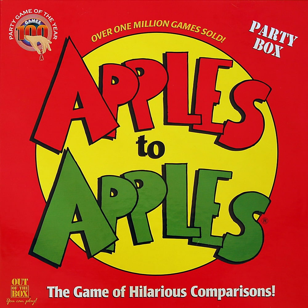 Esl Games Easy As Pie Excellent Esl Variations On Apples To Apples