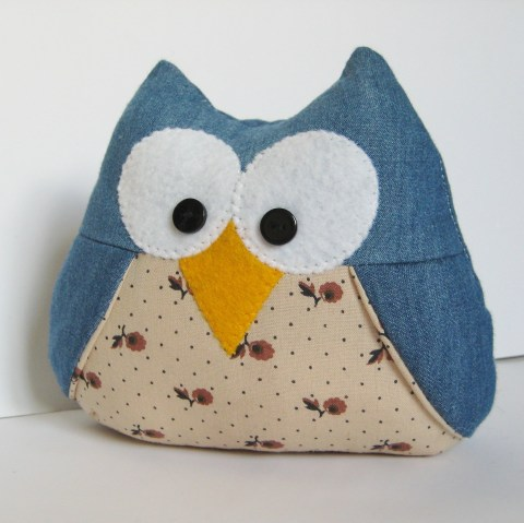 Barney Owl Sewing Pattern Sewing Pattern Design