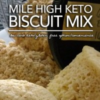 Mile High Keto Biscuit Mix - Low Carb | Sugar Free